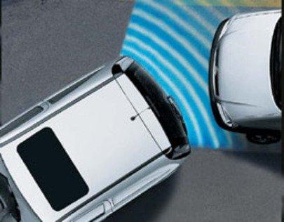 sensori parcheggio post
